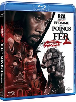 L'homme Aux Poings De Fer 2 - Blu Ray