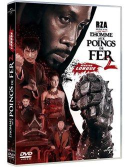 L'homme Aux Poings De Fer 2 - DVD