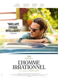 L'Homme irrationnel - Blu Ray