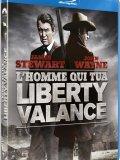 L'Homme qui tua Liberty Valance Blu Ray