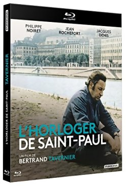 L'horloger de saint-paul - Blu Ray