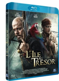 L'Ile Au Tresor (Treasure Island) [Blu-ray]