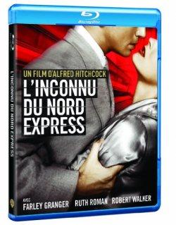 L'inconnu du nord-express - Blu Ray