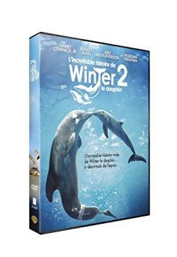 L'Incroyable histoire de Winter le dauphin 2 - DVD