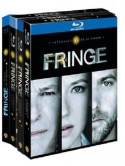 L'intégrale Fringe - Intégrale Blu Ray