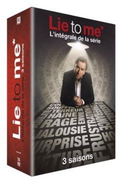Lie to me  Intégrale DVD des 3 saisons