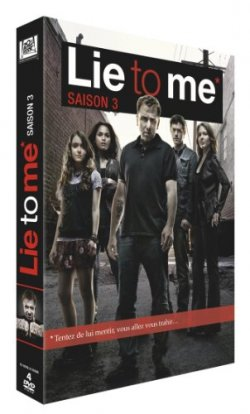 Lie to me saison 3 DVD
