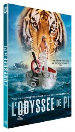 L'Odyssée de Pi - DVD