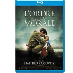 L'ordre et la morale Blu Ray