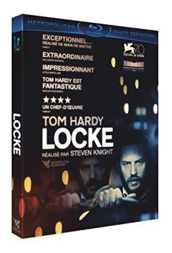 Locke - Blu Ray