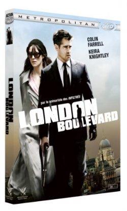 London Boulevard DVD