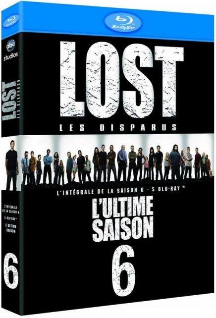 Test du Blu-ray de Lost Saison 6