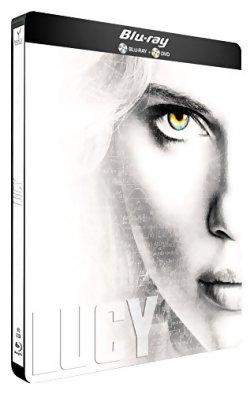 Lucy - Combo Blu-Ray + DVD