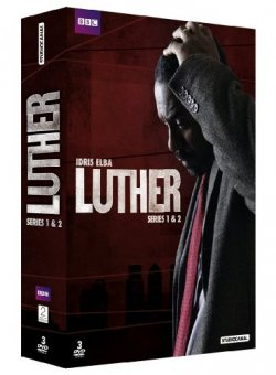 Luther - Saisons 1 & 2 DVD