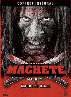 Machete - Coffret DVD