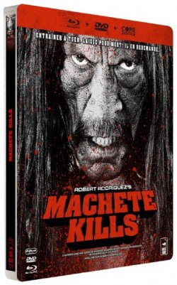 Machete Kills - Blu Ray