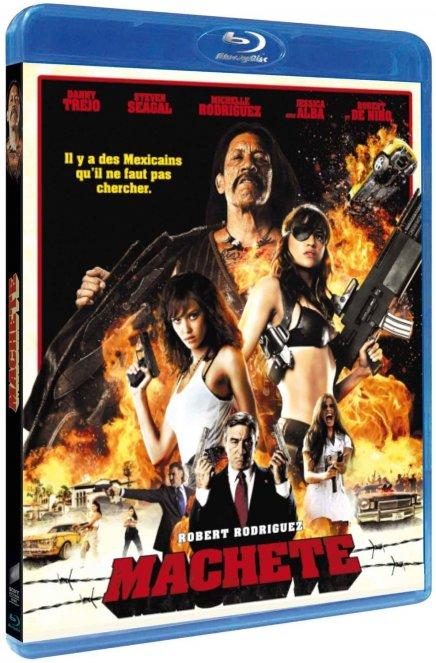 Machete Blu ray Blu ray
