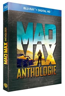 Mad Max - Coffret Anthology Blu-Ray