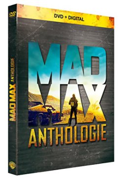 Mad Max - Coffret Anthology DVD