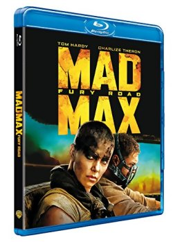 Mad Max : Fury Road - Blu Ray