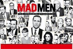 Mad Men - la série complète [DVD]