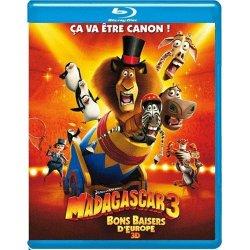 Madagascar 3, Bons Baisers D'Europe Blu Ray