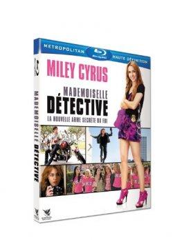 Mademoiselle Détective - Blu Ray