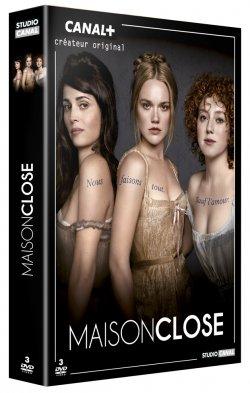 Maison Close : la série en DVD