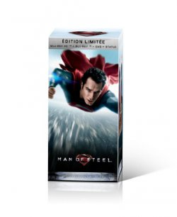 Man of Steel Edition Coffret Collector