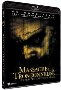Massacre a la tronconneuse - Blu Ray