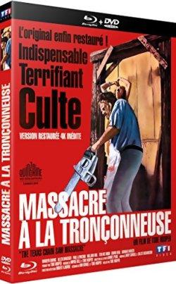 Massacre à la tronçonneuse - Blu Ray