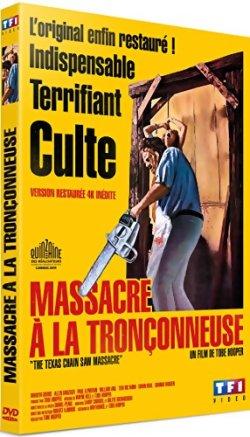 Massacre à la tronçonneuse - DVD