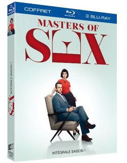 Masters of Sex Saison 1 - Blu Ray