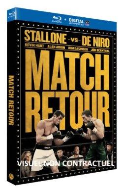 Match retour - Blu-Ray