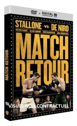 Match retour - DVD