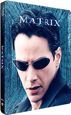 Matrix - Blu Ray Steelbook