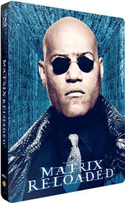 Matrix Reloaded - Blu Ray Steelbook