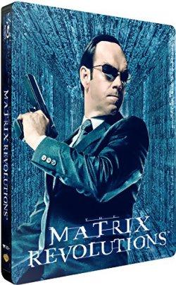 Matrix Revolutions - Blu Ray Steelbook