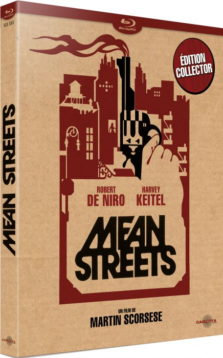 Test Blu-ray Test Blu-ray Mean Streets