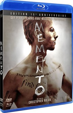 Memento - Blu Ray 15ème Anniversaire