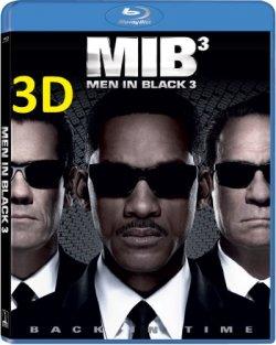Men In Black 3 Blu Ray 3D