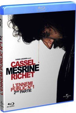 Mesrine - L'Ennemi public n°1