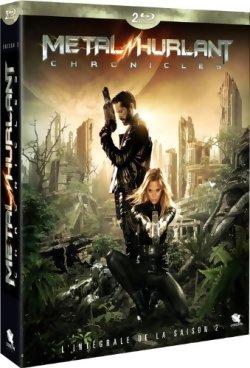 Métal Hurlant Chronicles Saison 2 - Blu Ray