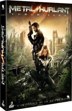 Métal Hurlant Chronicles Saison 2 - DVD
