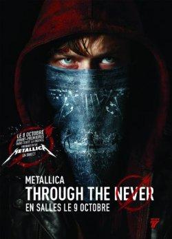 Metallica : Through the Never - Blu Ray 3D