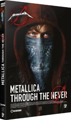 Metallica Through the never - DVD