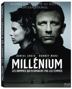 Millenium Les hommes qui n'aimaient pas les femmes - Blu Ray