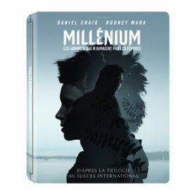 Millenium Les hommes qui n'aimaient pas les femmes - Blu Ray Collector