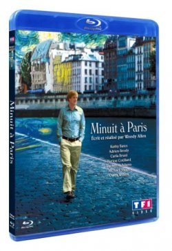 Minuit à Paris Blu Ray