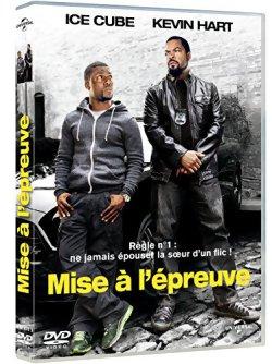 Mise à l'épreuve - DVD